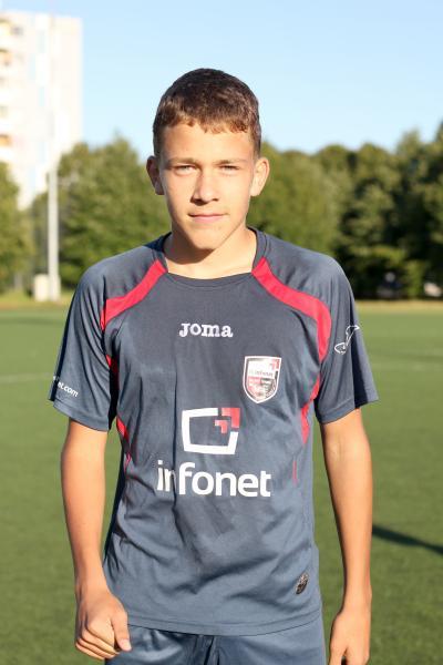 ANDREI GRIGORJEV